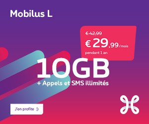 10GB à 29€